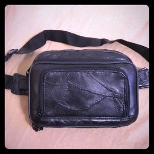 Handbags - Vintage Fanny Pack Quilted Leather
